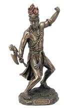 African God of Lightning and War Chango Shango Statue Voodoo Santeria - $57.71