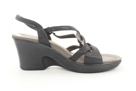 VINTAGE Dansko  Strappy Sandals  Black Women's Size EU 41 () - $111.85