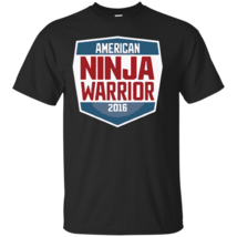 American Ninja Warrior 2016 Men T-Shirt - $9.95+