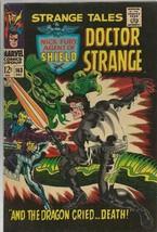 Strange Tales #163 ORIGINAL Vintage 1967 Marvel Comics 1st App Clay Quartermain - $39.59
