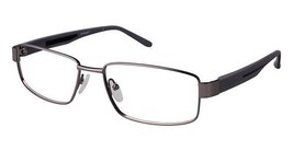 d079c688b2 Columbia Eyeglasses - Burnside 400 C01 - Gunmetal - 55-17-140 -  54.44