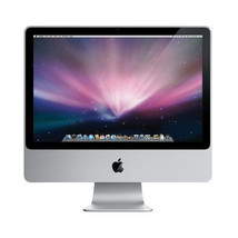 Apple iMac 8,1 A1224 20'' MB323LL/A 2.4GHz Core 2 Duo 250GB 1GB Early 2008 - $189.99