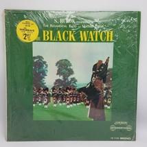 The Black Míralas LP Record Álbum Regimiento Banda Escocia Unidos Pipers NM - $23.94
