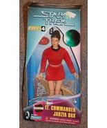 1998 Star Trek LT Commander Jadzia Dax 9 inch Action Figure New In The Box - $24.99