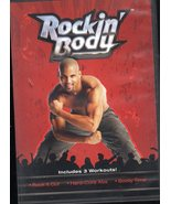 Rocking Body Workouts DVD - $5.85