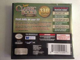 Junior Classic Books & Fairy Tales: 130 Stories (Nintendo DS, 2010)  image 3