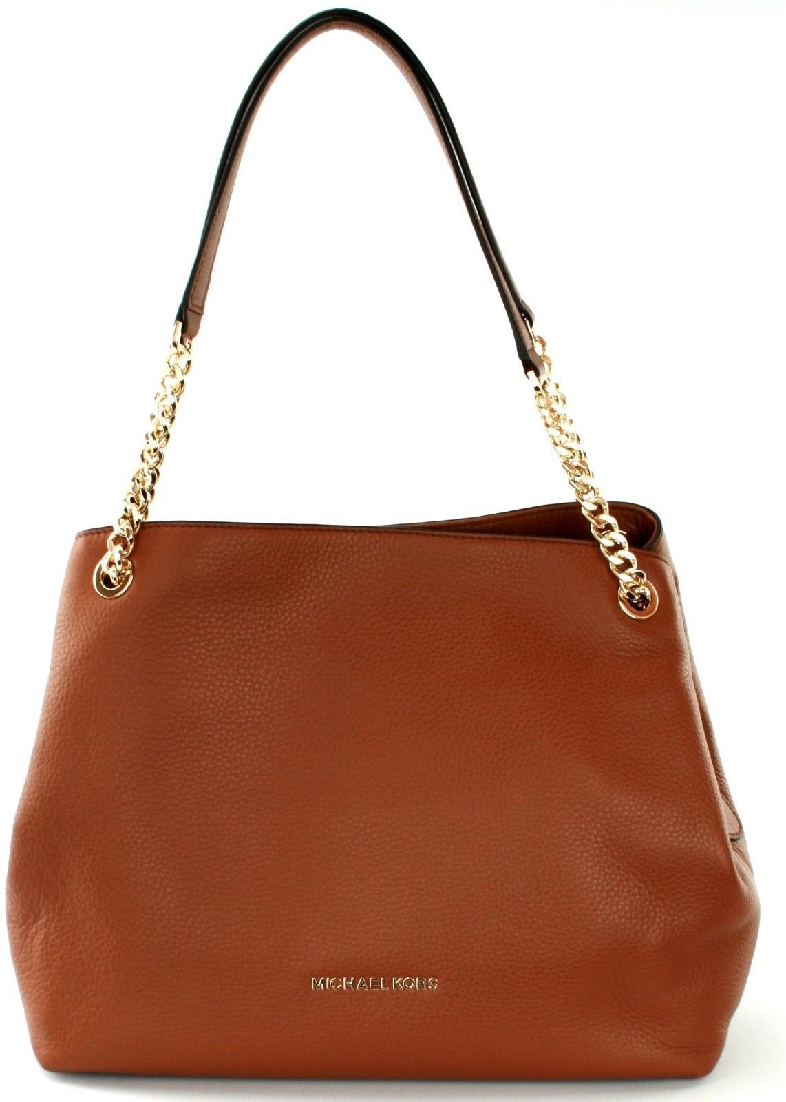 09ec6162408d Michael Kors Luggage Brown Soft Pebbled and 50 similar items