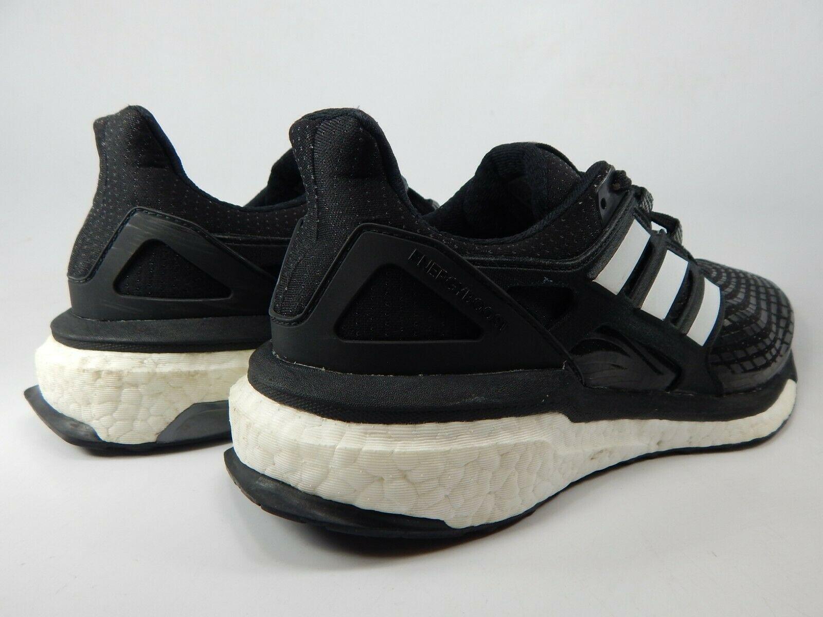 Adidas Energy Boost Misura USA 9.5 M (D) Eu 43 1/3 Uomo Scarpe da Corsa Nero image 5