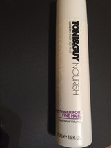 Toni & Guy Cleanse Conditioner for Fine Hair, Volume and Body 8.5 oz - $11.84