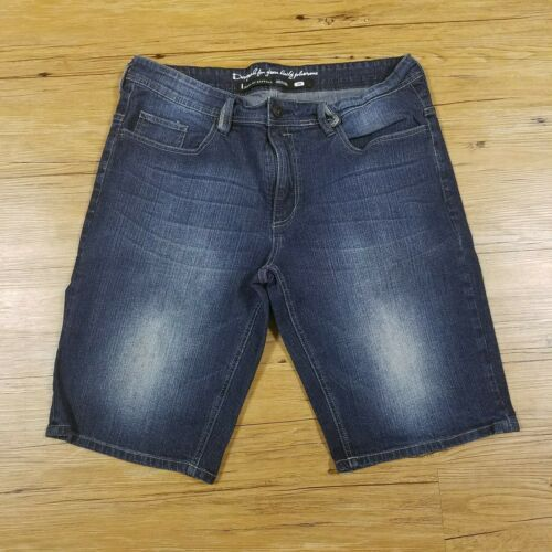 Primary image for I-jeans Dark Denim men shorts size 36