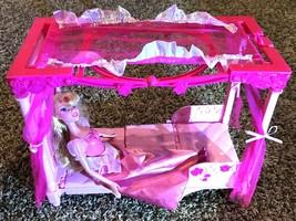 Disney Princess Aurora Doll Transforming Bed to Throne Sleeping Beauty +... - $20.00