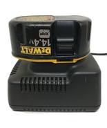 Dewalt One Hour Battery Charger DW9107 9.6V-14.4V and 1 14.4V Battery - $30.39