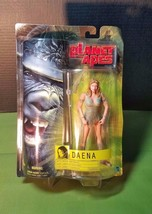 "PLANET OF THE APES Action Figure HASBRO 2001 MOVIE 6"" Daena New in Box - $18.49"
