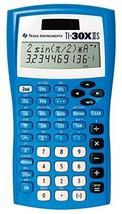 Texas Instruments Fundamental, Two-Line Scientific Calculator, Blue 30XI... - $20.25