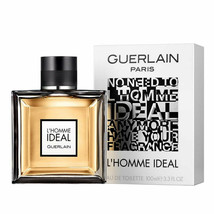 L'homme Ideal By Guerlain for Men Perfume 3.3oz Cologne 3.4oz New in Box - $62.00