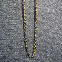 Fine Plated Neck Chain image 1