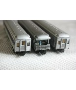 3 VINAGE LIMA MODEL POWER N SCALE IN ORIG BOXES, ITALY, AMTRAK 8633, 862... - $68.31