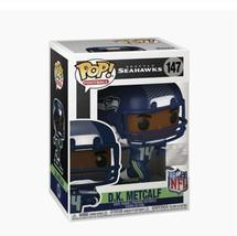 Seattle Seahawks D.K. Metcalf Pop! NFL Vinyl Figure #147 - $21.00