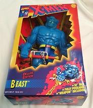 """X - MEN """" BEAST"""" DELUX 10"""" FIGURE - $64.35"""