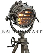 Royal Master Sea Light Tripod Floor Lamp - Gunmetal - $1,359.00