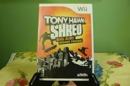 Tony Hawk: Shred (Nintendo Wii, 2010) Near Mint With Manual  - $5.93