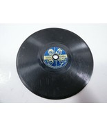 "VTG 1965 Mattel  Fantasy Folk & Liddle Kiddles Toy Vinyl Record Black 4""  - $14.85"
