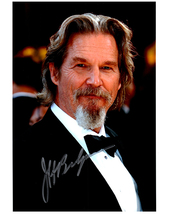 JEFF BRIDGES  Authentic Original  SIGNED AUTOGRAPHED PHOTO W/COA 47098 - $55.00