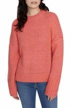 Sanctuary Telluride Sweater M Winter Coral NEW - $52.45