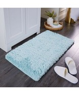 Home Bath floor mat bathroom Rug Plush soft Luxury faux fur memory foam - $19.99