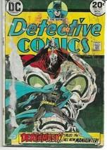 DETECTIVE COMICS #437 (DC 1973) - $5.75