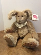 1999 Buckingham LE Russ Berrie Bunnies from the Past Plush Heirloom Bunny - $50.00