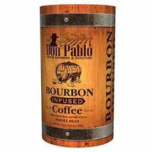 25oz Don Pablo Bourbon Infused Specialty Coffee - Whole Bean Coffee -25 ... - $54.99+