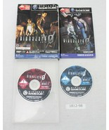 Nintendo Gamecube Biohazard 0 Cero Resident Evil Japón Ntsc-J Laboral 19... - $13.03