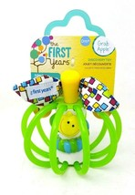 The First Years Grab Apple Discovery Toy 0M+ Colors may Vary - $10.93