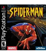 Spider-Man PS1 Great Condition Fast Shipping - $17.94