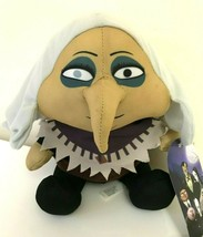 Grandmama from Addams family Plush Toy 10 inches. New/w tag - $17.99