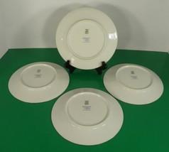 Antique Wm Guerin Co Limoges GREEK KEY Salad Dessert Plate (s) LOT OF 4 ... - $24.70