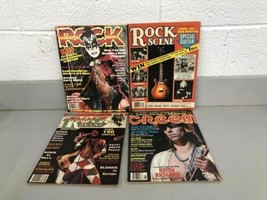 Lot (13) Vintage Rock Scene Hit Parader Creem Magazine KISS 1975-1979 Aerosmith image 2