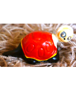 Soviet Vintage USSR Turtle Toy Buratino Pinocchio Character Collectible ... - $5.00