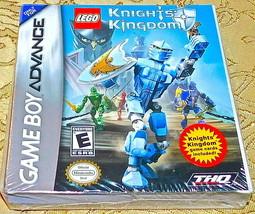 Lego Knights' Kingdom Game Boy Gameboy Advance Ds Lite Sistema Gioco - $45.11