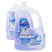 Member's Mark Hand Soap Refill, Clear 80 fl. oz./ 2.37 l, 2 Bottles - $16.99