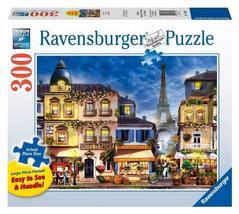 Ravensburger Pretty Paris Large Format 300 Piece Jigsaw Puzzle for Adult... - $14.75