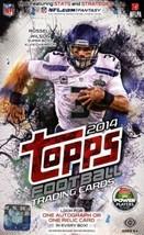 2014 Topps Football Hobby Box - Factory Sealed! - $75.00