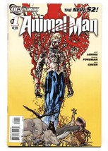 Animal Man #1 2011-comic book-NEW 52-1st PANDORA - $25.22
