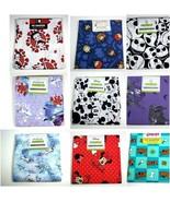 Fat Quarter licensed designs pick from menu - $3.95