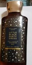 Bath & Body Works-Little Black Party Dress Shower Gel 10OZ...FREE SHIPPING  - $14.45