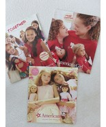 2015 Holiday Catalogues American Girls Collection Pleasant Company Lot of 3 - $49.45