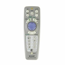 Sharp RRMCG1585CESA Genuine Oem Original Remote - $23.38