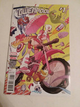 GWENPOOL #1 + GWENPOOL HOLIDAY SPECIAL - FREE SHIPPING IN U.S. AND CANADA! - $11.30