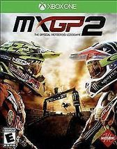 MXGP 2: The Official Motocross Videogame (Microsoft Xbox One New) - $29.88